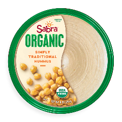 Organic Simply Traditional Hummus