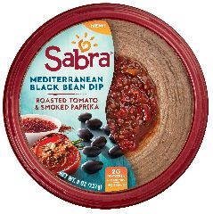 Mediterranean Black Bean with Roasted Tomato & Paprika