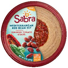Mediterranean Red Bean with Sundried Tomato & Basil