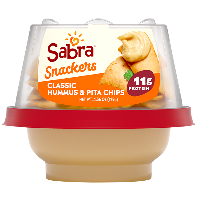 Classic Hummus with Pita Chips
